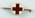 Red Cross tie pin