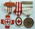 British Red Cross War Medal, Merit badge and Proficiency in Red Cross Administration and Organisation