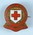 British Red Cross For Service badge