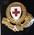 Member's hat badge: County of Cumberland