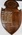 Wooden trophy: Reid Shield