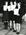 Black and white photograph of Junior Red Cross members from East Yorkshire receiving Gold Duke of Edinburgh Award Scheme certificates