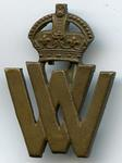 Voluntary Workers badge