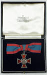 Royal Red Cross, 2nd class, in presentation box