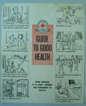 Junior Red Cross poster: Guide to Good Health