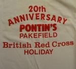 20th Anniversary Pontin's Pakefield BRC Holiday T-shirt