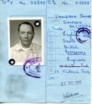 Identity Card for James Davidson