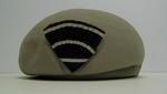 Officer's grey beret with cockade (probably for tropical use).
