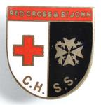 Joint War Organisation Central Hospital Supply Service badge