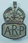 Air Raid Precautions badge