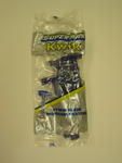pack of 5 twin blade disposable razors