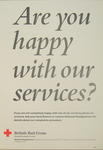 poster: Are you happy with our services?