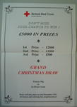 poster: Grand Christmas Draw