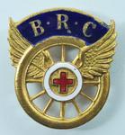 Motor driver's badge