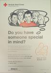Poster advertising the Care in Crisis Award.