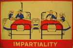 One of a set of Junior Red Cross posters: Impartiality