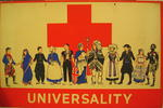 One of a set of Junior Red Cross posters: Universality