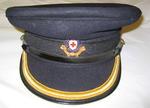 Hat, part of Medical Officer's dress uniform