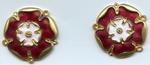 Tudor Rose Badge