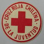 Cloth badge: Cruz Roja Chilena De La Juventud