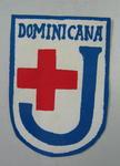 Cloth badge: Dominicana