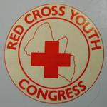 Sticker: Red Cross Youth Congress
