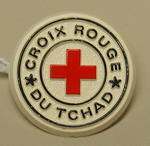 Badge: Croix Rouge Du Tchad