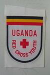 Cloth badge: Uganda Red Cross Youth