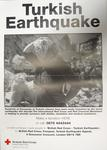 Poster appealing for funds for the Turkish Earthquake, 1999