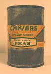 Tin of Chivers Gold Standard English Grown Fresh Garden Peas