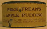 Tin of Peek Frean's Apple Pudding