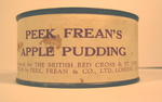 Tin of Peek Frean's Apple Pudding