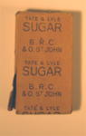 Packet of Tate & Lyle sugar