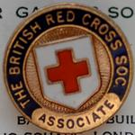 The British Red Cross Society Associate badge