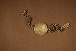 metal identity bracelet