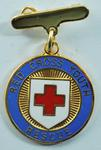 Red Cross Youth proficiency badge in Rescue