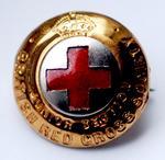 Badge: British Red Cross Society Junior Section.