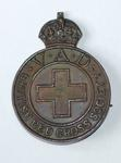 Badge: British Red Cross Society V.A.D.