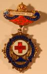 enamel badge for service during the First World War