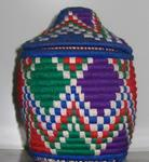 Ethiopian Coffee Ceremony Basket