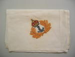 embroidered piece of cloth