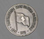Philippine National Red Cross 1947-1972 medallion