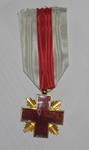 French Red Cross medal