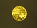 Spanish Red Cross 1969 medallion