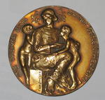 German Red Cross medallion