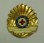 Crucea Rosie ARSR badge