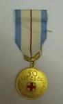 Humanitou k Miru 50 LET CSCK medal