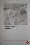 One of a set of ten posters: Red Cross Youth