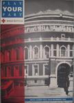 poster advertising Royal Albert Hall Gala: 'Play Your Part', held November 1992.