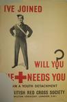 Junior Red Cross poster
